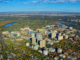 university of alberta and edmonton