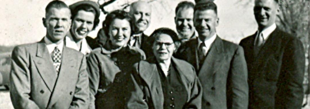 1953 faculty members FPER