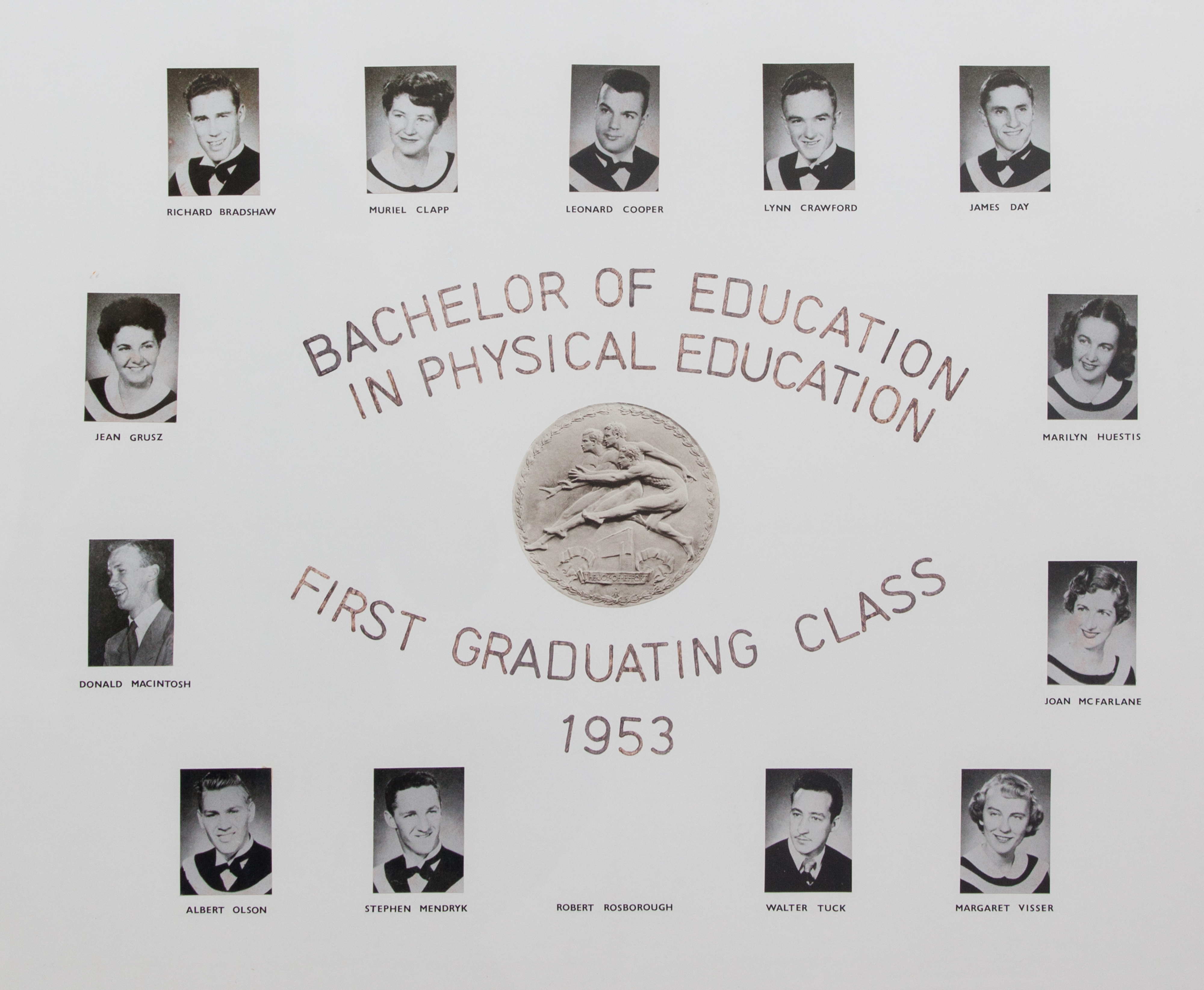 1953 class picture