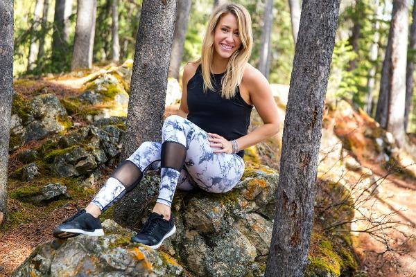 Katie Handon Milroy True Activewear