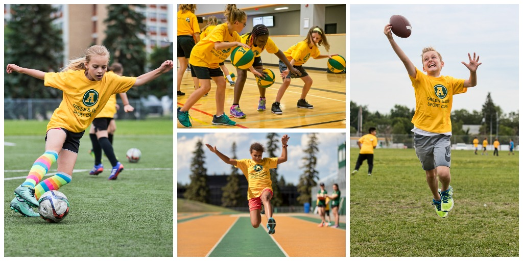 Developing young athletes the Green and Gold way