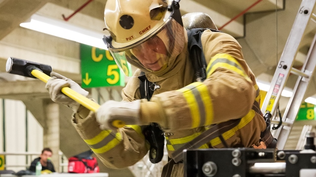 Firefighter Testing