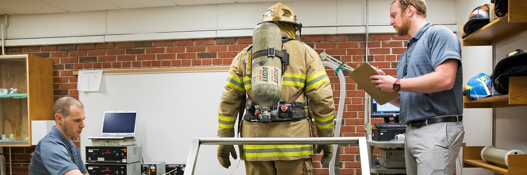 Firefighter Testing Header