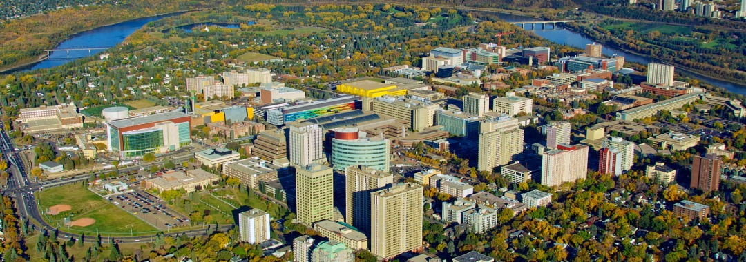 university of alberta aerial