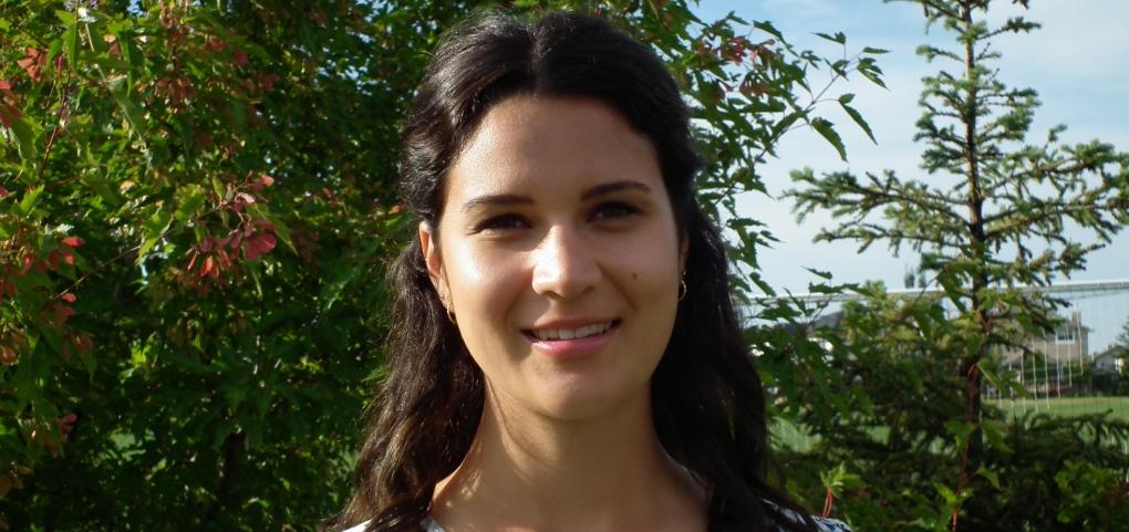 Sarah Forand Student Profile