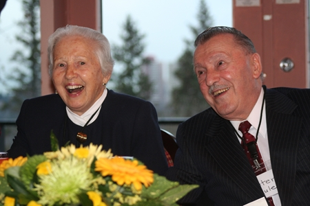 Drs. Peter and Doris Kule