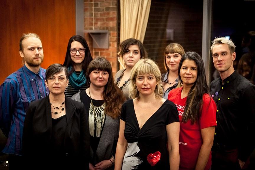 Chloe Taylor (University of Alberta Women's and Gender Studies)