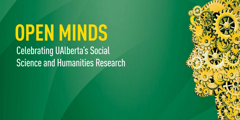 Open Minds Celebration of Social Science and Humanities Research cover photo