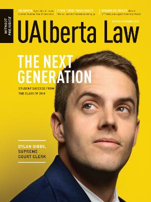 UAlberta Law 2018 Spring
