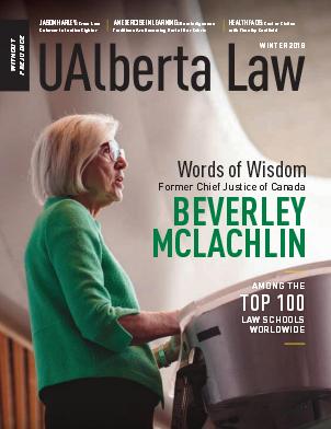 UAlberta Law 2018 Winter