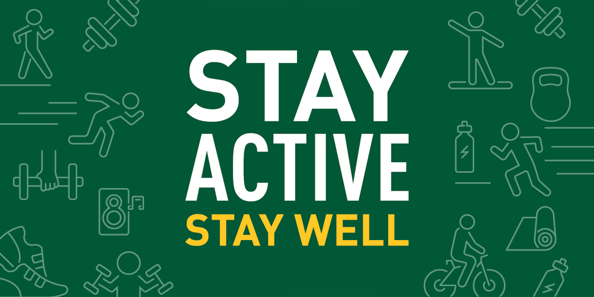 Stay Active Stay Well