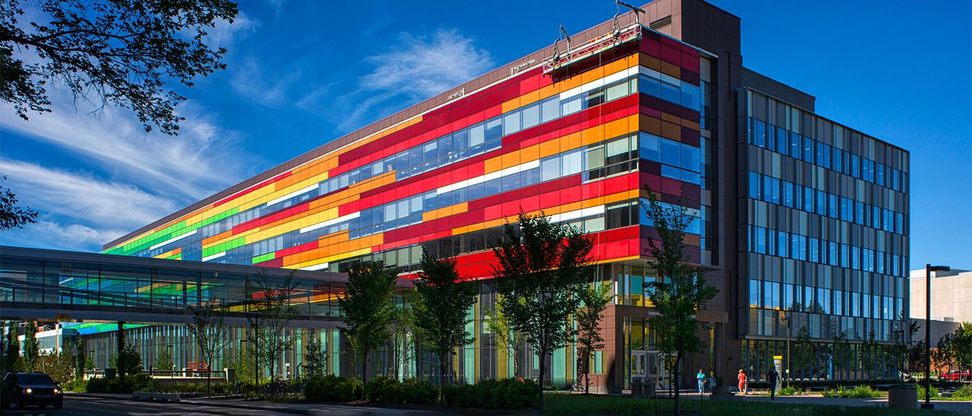 Photo of the Edmonton Health Clinic Academy