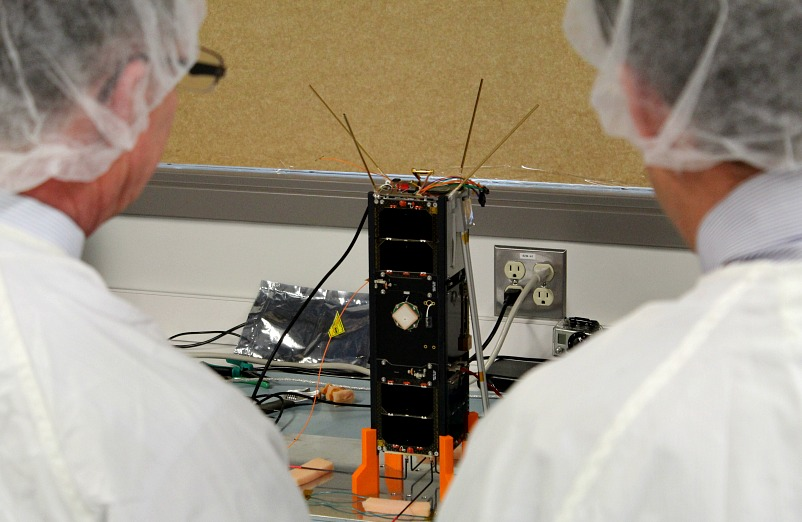 Ex-Alta 1 Cube Satellite
