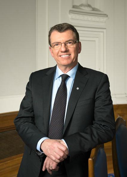 President David Turpin