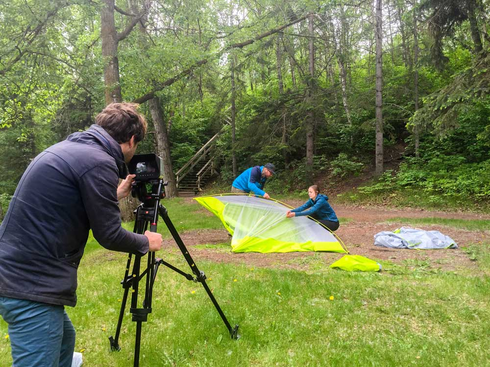 Choosing the right tent for the mountains and how to set it up quickly