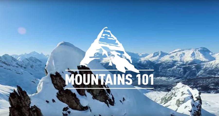 Mountains 101 MOOC