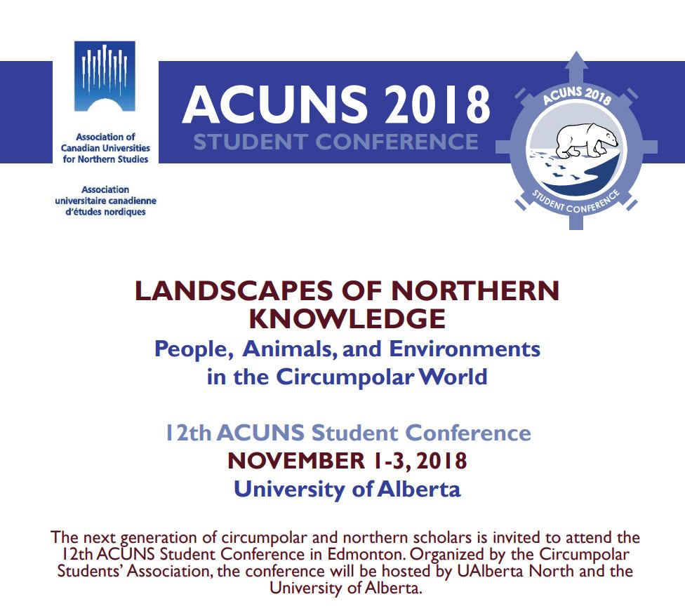 ACUNS 2018 Student Conference Poster