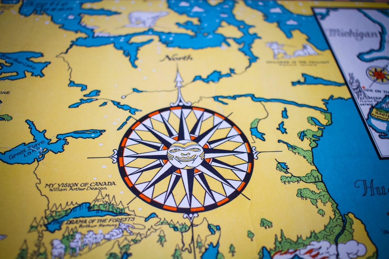 i drew a map of canada university of alberta