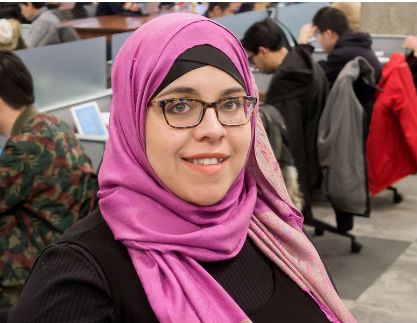 Nakita Valerio, a recent convert to Islam, says the religion is entirely compatible with her feminist principles.