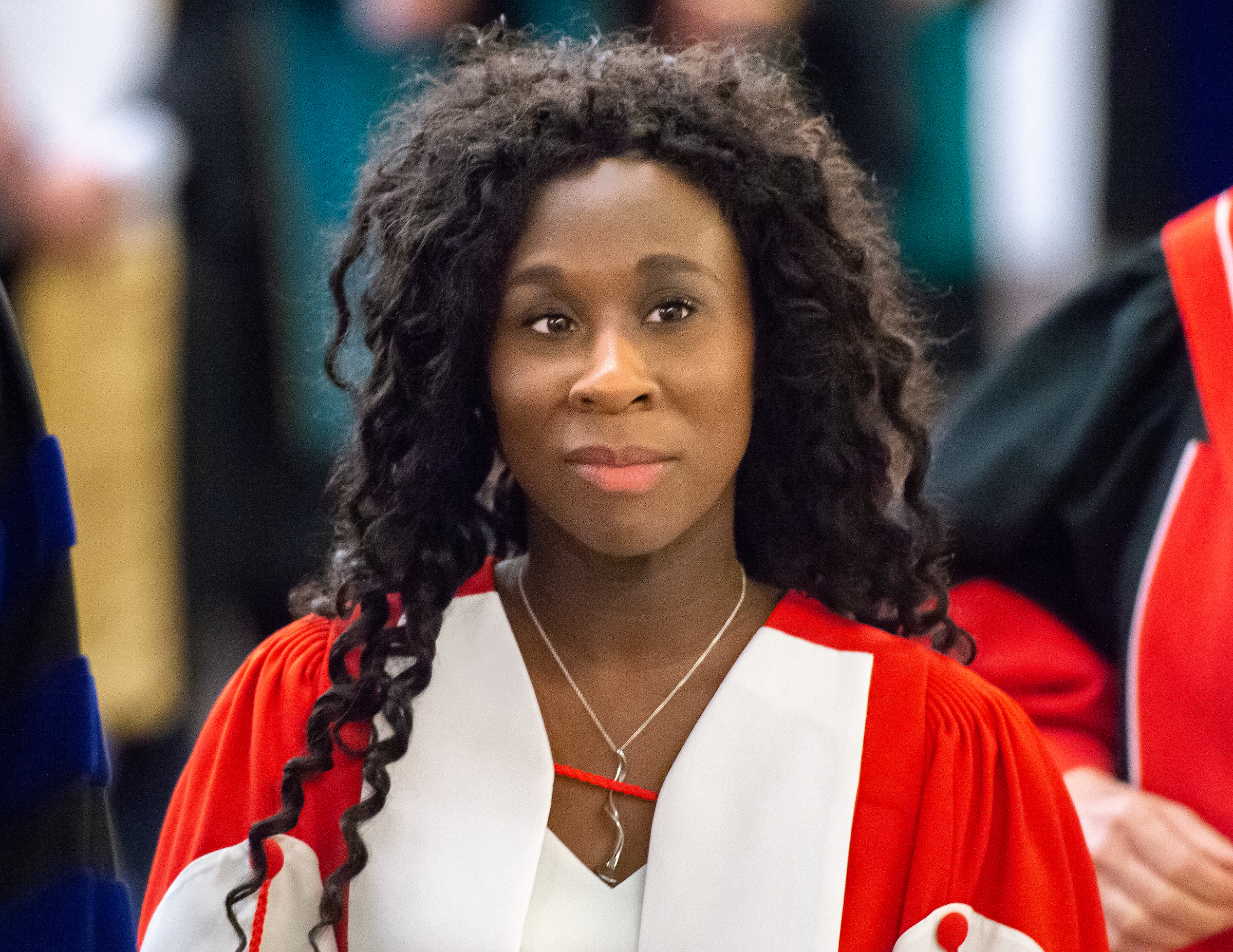 Esi Edugyan, honorary doctor of letters