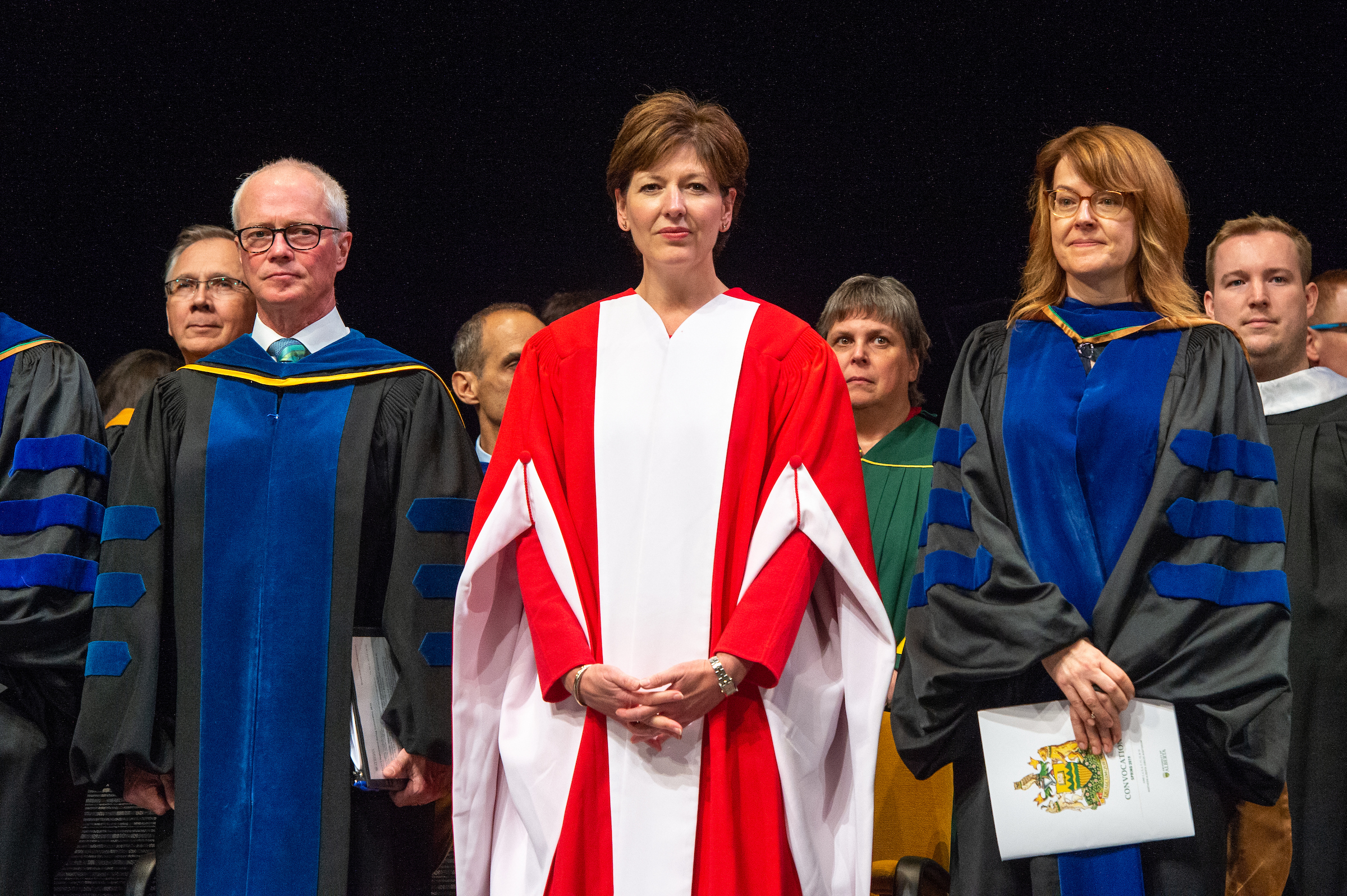 Caroline Jenner, honorary doctor of laws