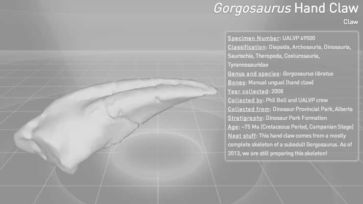 Unlock the 3D Fossil Viewer