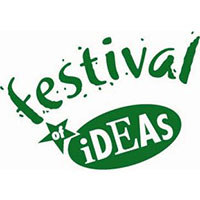 UAlberta Festival of Ideas Logo