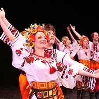 Shumka Dancers Festival of Ideas UAlberta
