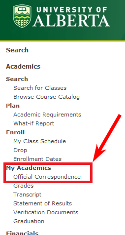 Letter of Acceptance download   University of Alberta