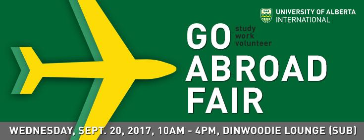 Go Abroad Fair 2017