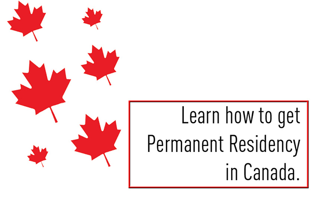 Pathway to Permanent Residency