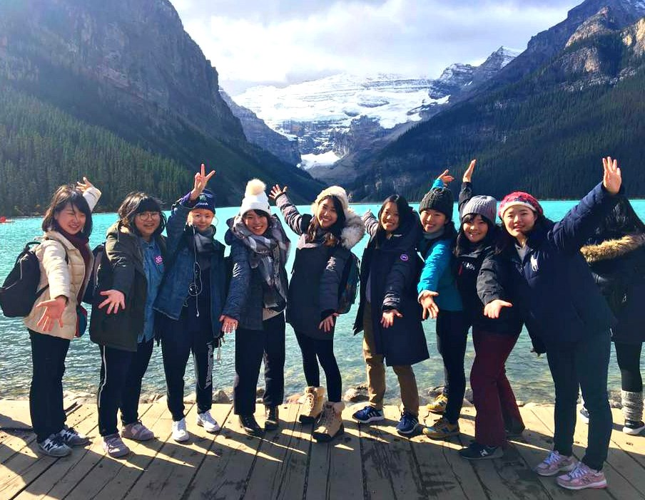 vscp students lake louise