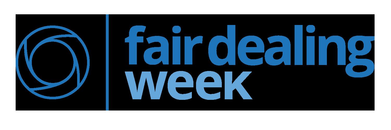 Fair Dealing Week Logo