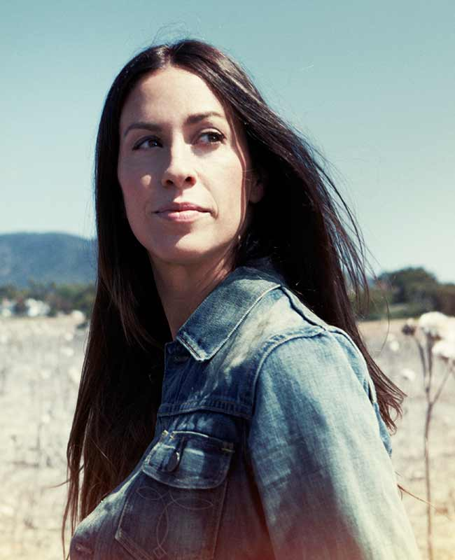 Alanis Morissette Festival of Ideas Promo Photo