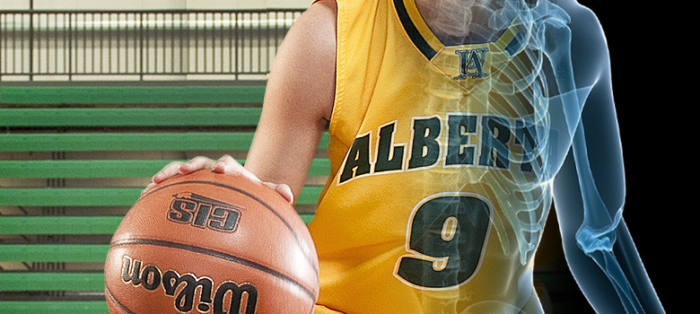 UAlberta is the new home of the Canadian senior women's national basketball team.