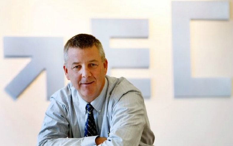 Chris Lumb, CEO of TEC Edmonton (Photo: Brian Gavriloff, Edmonton Journal)