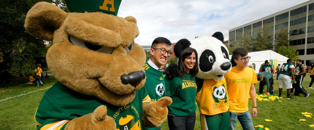 From the dawn of the first day of the 2014-15 school year to Green and Gold Day, September was a month to remember at UAlberta.