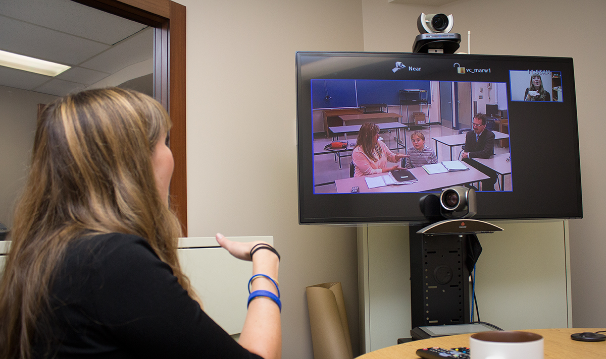 A partnership between UAlberta's Institute for Stuttering Research and Treatment and Telus is allowing ISTAR clients to receive speech and language treatment without having to travel long distances.