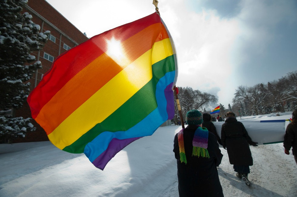 Pride Week 2015 runs Feb. 28 to March 7.