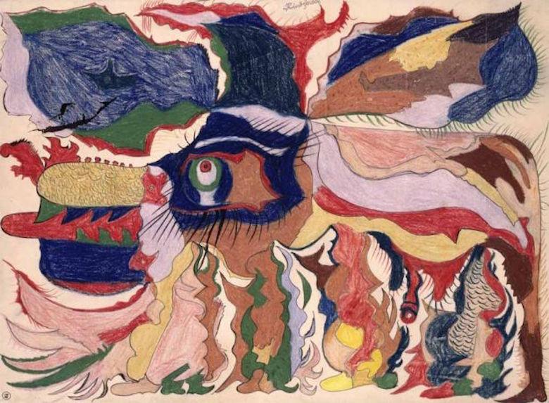 Gaston Duf, Rinôcêrôse, 1950