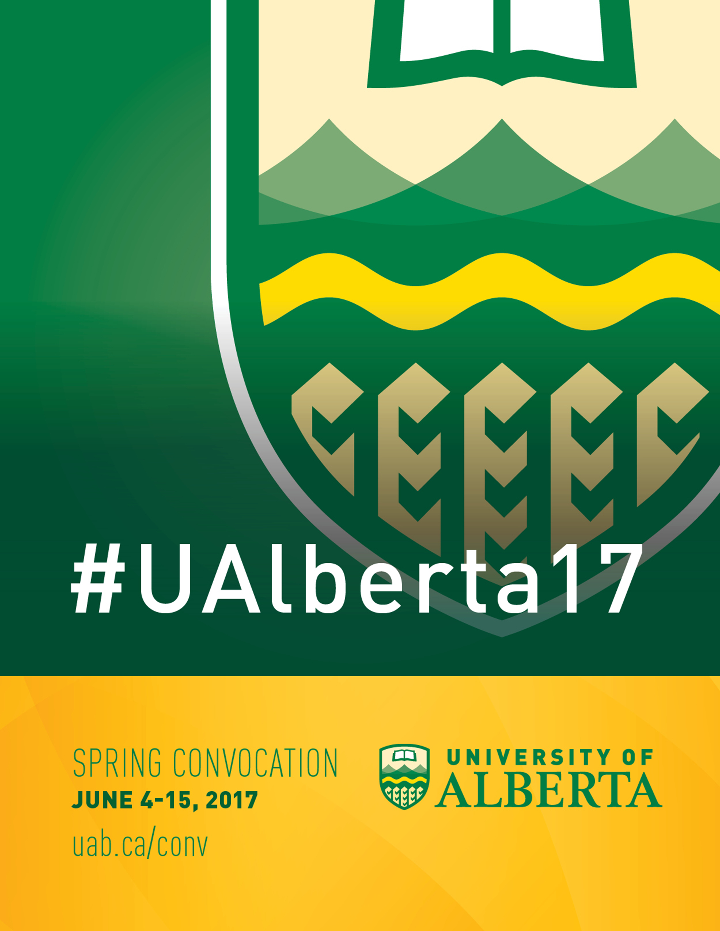 Graphic: UAlberta fall convocation 2016, Nov. 15-16 #UAlberta16