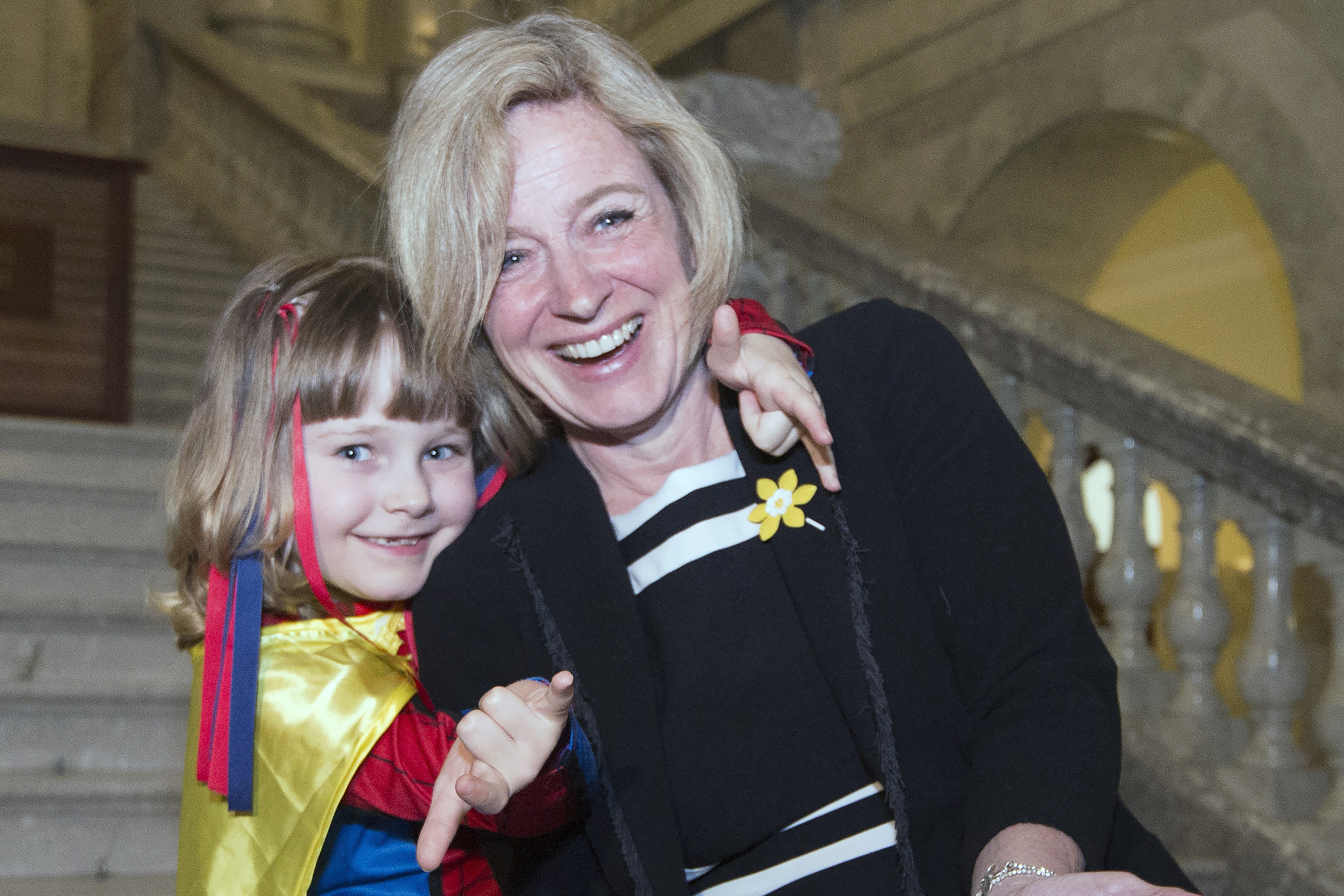 Spider-Mable and Premier Notley