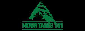 Mountains 101 MOOC logo