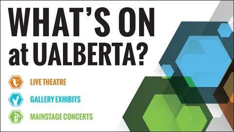 What's on at UAlberta?