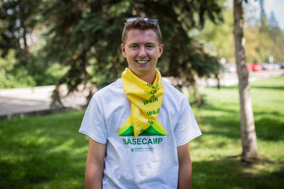 Jeff Sawyer: Volunteer today, engineer tomorrow