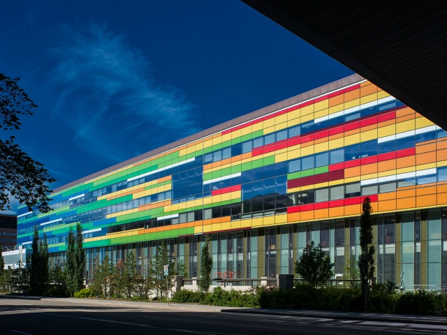 UAlberta wallpaper: Edmonton Clinic Health Academy