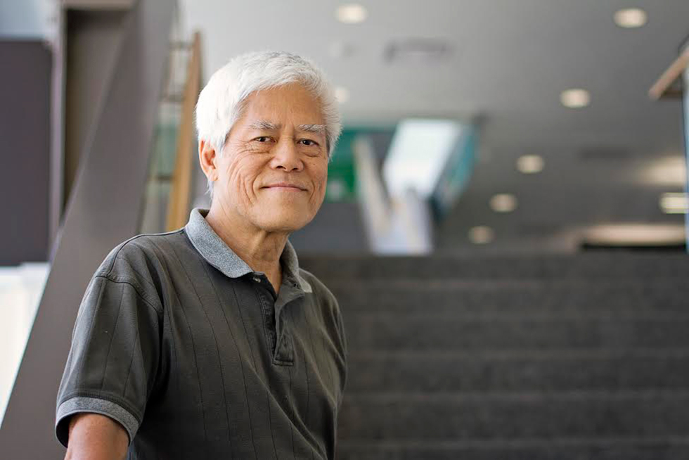 Kue Young, dean of the School of Public Health at the University of Alberta