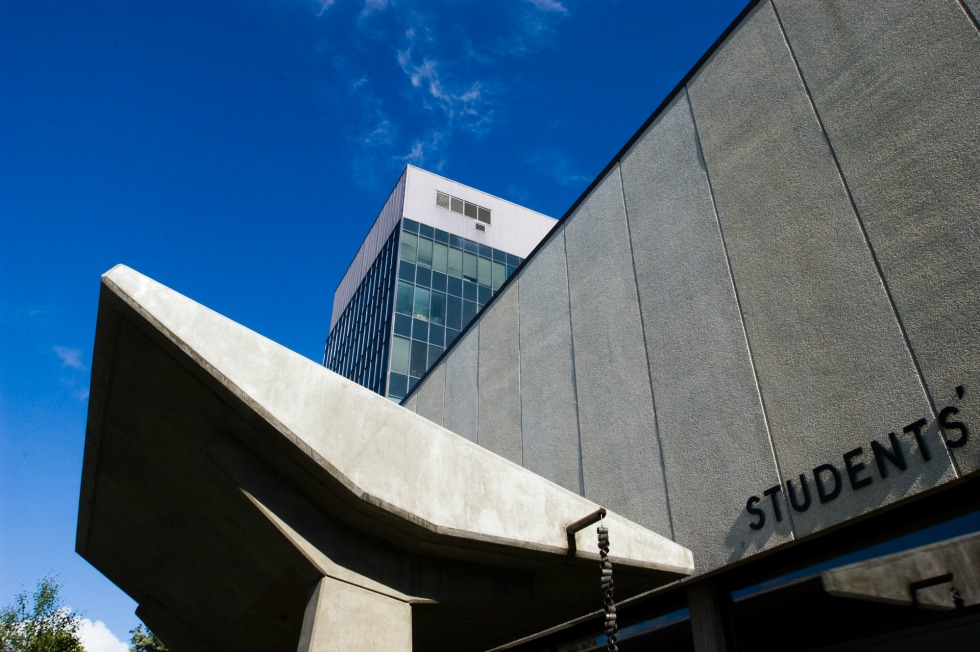 The Students' Union Building at UAlberta has a variety of student services that encourage student sustainability.