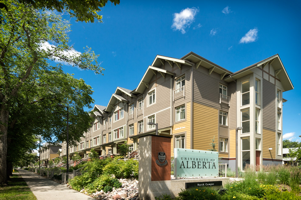 The East Campus Village residence