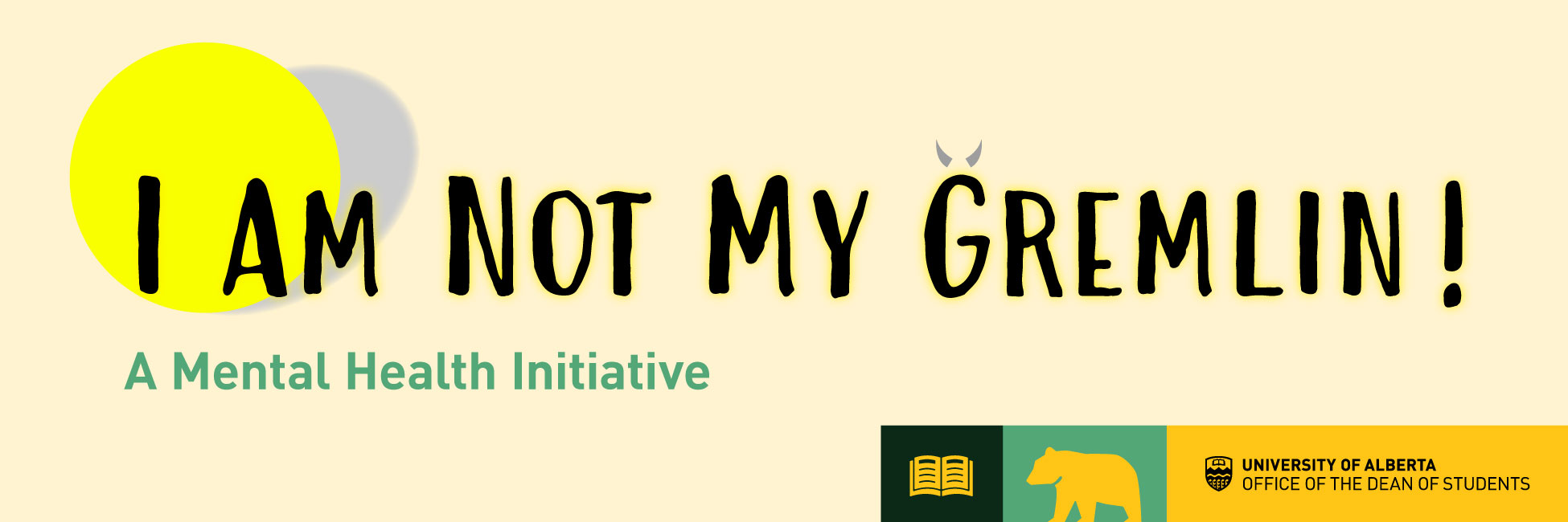 I am not my gremlin web banner